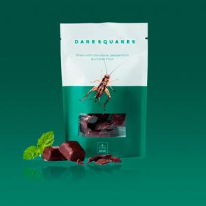 Dare Squares Chokolade med Pebermynte og spiselige fårekyllinger